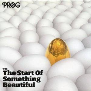 Various Artists (Label Samplers) Prog P31: The Start Of Something Beautiful album cover