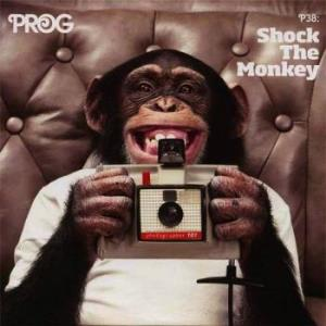 Various Artists (Label Samplers) Prog P38: Shock The Monkey album cover