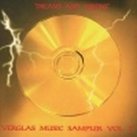 Various Artists (Label Samplers) Dreams And Visions, Vergals Music Sampler Vol 2  album cover