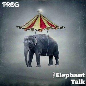 Various Artists (Label Samplers) Prog P20: Elephant Talk album cover