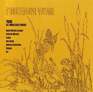 Various Artists (Label Samplers) Progressive Voyage album cover