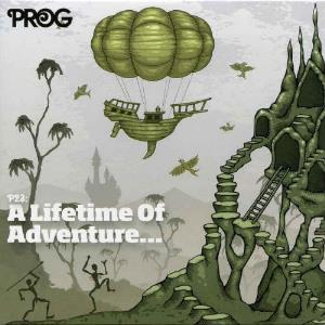 Various Artists (Label Samplers) Prog P23: A Lifetime Of Adventure ... album cover