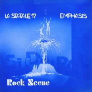 Various Artists (Label Samplers) Rock Scene album cover