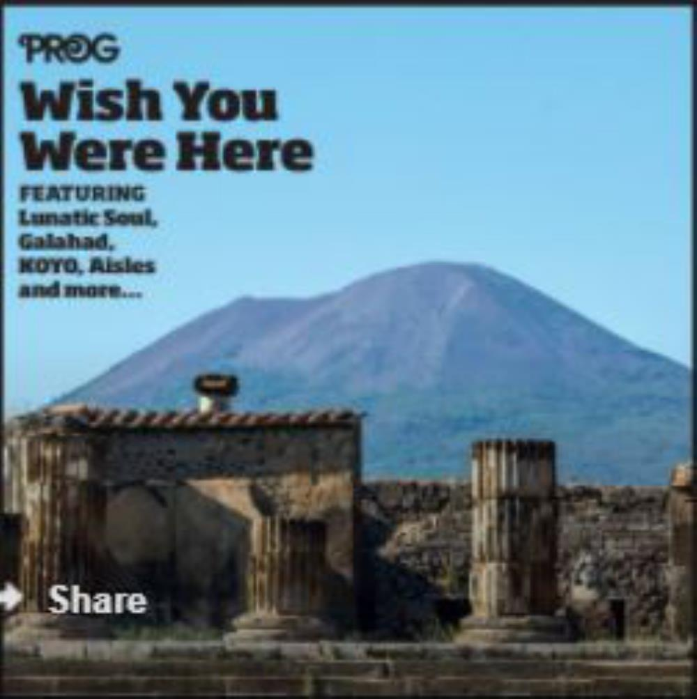 P58: Wish You Were Here by VARIOUS ARTISTS (LABEL SAMPLERS) album cover