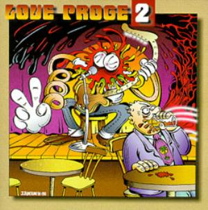 Various Artists (Label Samplers) Love Proge 2 album cover
