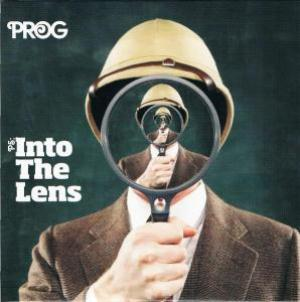 Various Artists (Label Samplers) Prog mag sampler 28: Into The Lens album cover