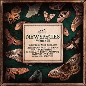 Various Artists (Label Samplers) Classic Rock Society: New Species - Volume III album cover