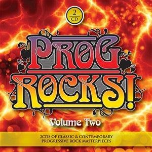 Various Artists (Label Samplers) Prog Rocks 2 album cover