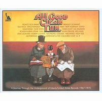 Various Artists (Label Samplers) All Good Clean Fun album cover