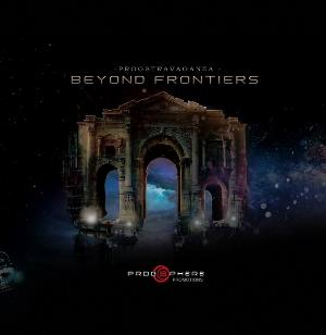Beyond Frontiers by VARIOUS ARTISTS (LABEL SAMPLERS) album cover