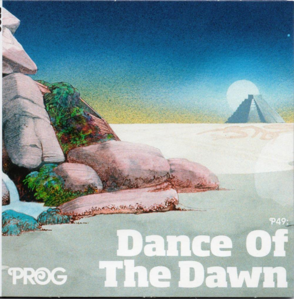 Various Artists (Label Samplers) Prog P49: Dance Of The Dawn album cover
