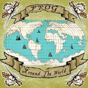Prog Around The World by VARIOUS ARTISTS (LABEL SAMPLERS) album cover