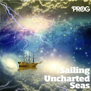 Various Artists (Label Samplers) Prog mag sampler 34: P11 Sailing Uncharted Seas album cover