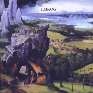 Various Artists (Label Samplers) - Emkog Sampler CD (album) cover