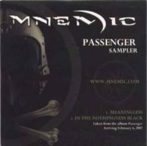 Various Artists (Label Samplers) - Passenger Sampler split CD CD (album) cover