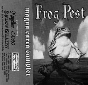 Various Artists (Label Samplers) Frog Pest album cover