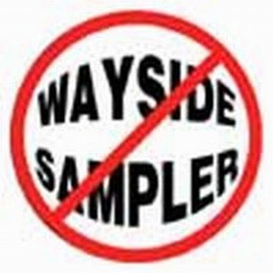 Various Artists (Label Samplers) Wayside Sampler 3 album cover