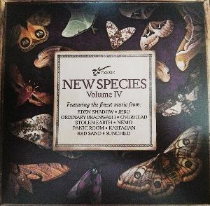 Various Artists (Label Samplers) Classic Rock Society: New Species - Volume IV album cover