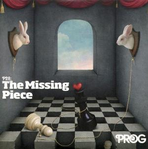Various Artists (Label Samplers) Prog P28: The Missing Piece album cover