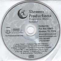 Various Artists (Label Samplers) Shroom Productions Progressive Music Sampler album cover