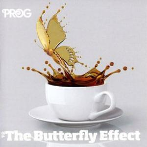 Various Artists (Label Samplers) - Prog mag sampler 26 P3: The Butterfly Effect CD (album) cover