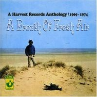 Various Artists (Label Samplers) A Breath Of Fresh Air: A Harvest Records Anthology/ 1969-1974 album cover