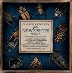 Various Artists (Label Samplers) Classic Rock Society: New Species - Volume X album cover
