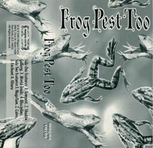 Various Artists (Label Samplers) Frog Pest Too album cover