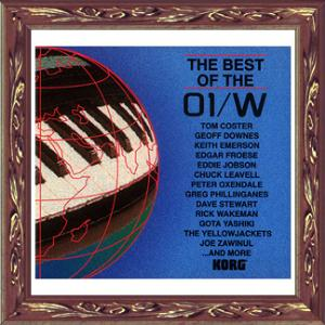 Various Artists (Label Samplers) The Best of the 01/W album cover
