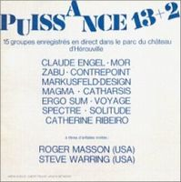 Various Artists (Label Samplers) Puissance album cover