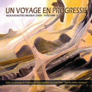 Various Artists (Label Samplers) Un Voyage en Progressif Volume 5  album cover