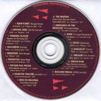 Various Artists (Label Samplers) - Cuneiform Progressive II CD (album) cover