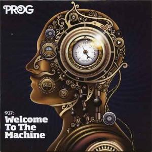 Various Artists (Label Samplers) Prog P37: Welcome To The Machine album cover