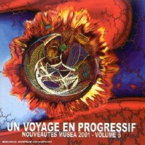 Various Artists (Label Samplers) Un Voyage en Progressif Volume 6 album cover