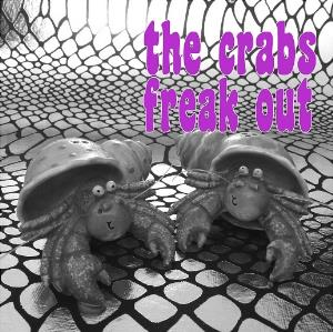 Various Artists (Label Samplers) - The Crabs Sell Out / The Crabs Freak Out CD (album) cover