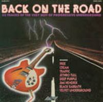 Various Artists (Label Samplers) Back On The Road - The Very Best Of Progressive Underground album cover