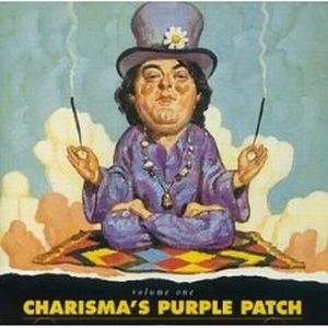 Various Artists (Label Samplers) The Famous Charisma Box album cover