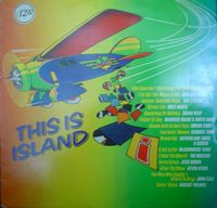 Various Artists (Label Samplers) This is Island album cover