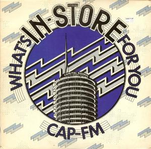 Various Artists (Label Samplers) CAP-FM: What's In-Store For You 2 album cover