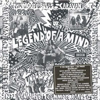 Various Artists (Label Samplers) - Legend Of A Mind CD (album) cover