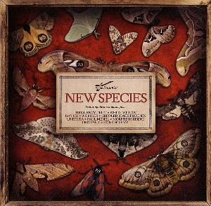 Various Artists (Label Samplers) Classic Rock Society - New Species album cover