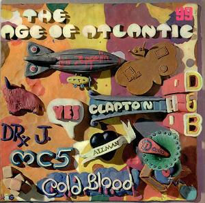 Various Artists (Label Samplers) The Age of Atlantic album cover
