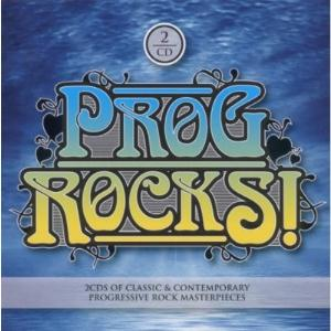 Various Artists (Label Samplers) Prog Rocks! album cover