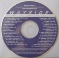 Various Artists (Label Samplers) - Wayside Sampler 2  CD (album) cover