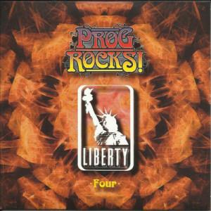 Various Artists (Label Samplers) Prog Rocks! (CD 4: Liberty) album cover