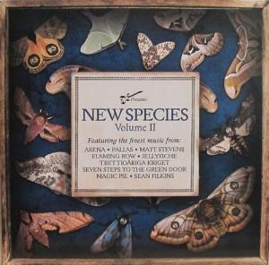 Various Artists (Label Samplers) Classic Rock Society: New Species - Volume II album cover
