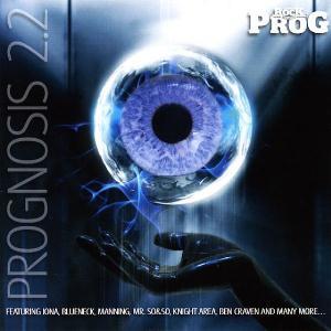 Various Artists (Label Samplers) Prognosis 2.2 album cover