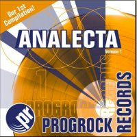 Various Artists (Label Samplers) - Analecta, Volume 1 CD (album) cover