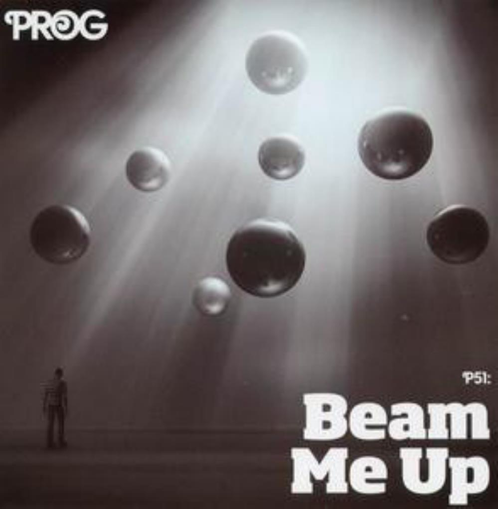 Various Artists (Label Samplers) Prog P51: Beam Me Up album cover