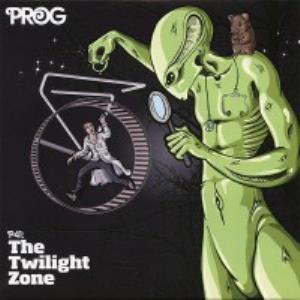 Various Artists (Label Samplers) Prog P41: The Twilight Zone album cover